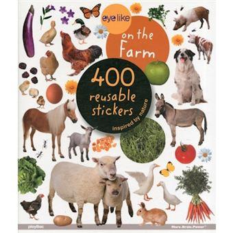 Playbac Sticker Boo - Eye on the Farm