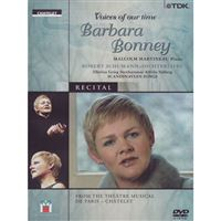Voices of our Time: Barbara Bonney - DVD