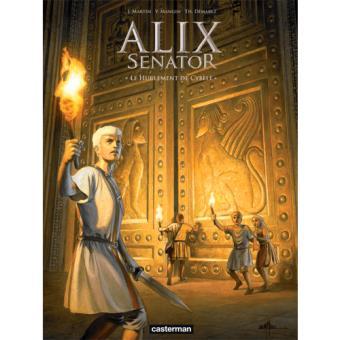 Alix Senator - Livre 5: Le Hurlement de Cybèle
