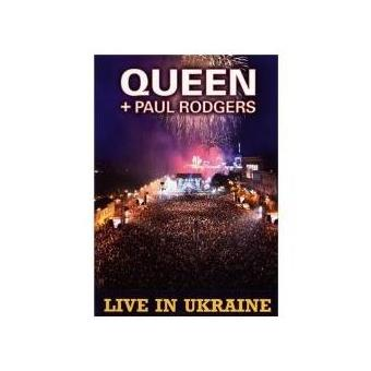 Queen And Paul Rodgers: Let The Cosmos Rock - Live In Ukraine