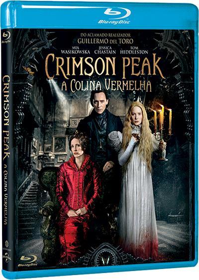 Crimson Peak: A Colina Vermelha Trailer