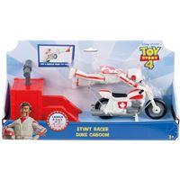 Figura Toy Story 4: Canuck & Boom Boom Bike 18cm - Mattel