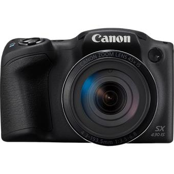Canon PowerShot SX430 IS - Preto