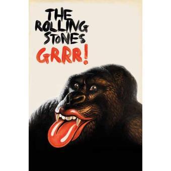 Poster Rolling Stones- Grr!