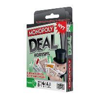 Monopoly Deal - Jogo de Cartas