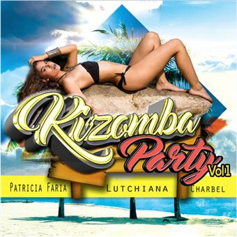 Kizomba Party Vol 1 - CD