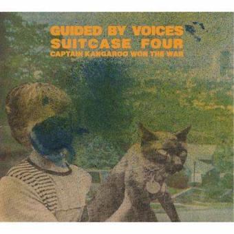 Suitcase Four: Captain Kangaroo Won The War (4CD)
