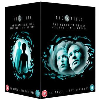 The X Files Complete Collection