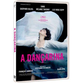 A Dançarina - DVD