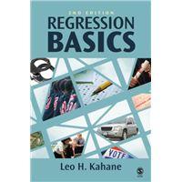 Regression Basics