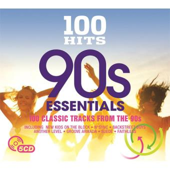100 Hits - 90s Essentials - 5CD