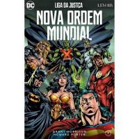 Liga da Justiça - Livro 1: Nova Ordem Mundial