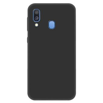 Capa 4-OK Slim Colors para Samsung Galaxy A40 - Preto