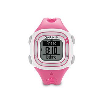 Garmin Relógio Forerunner 10 Branco/Rosa