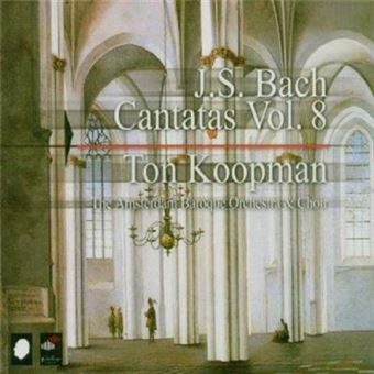 Complete Cantatas Volume 8 - CD