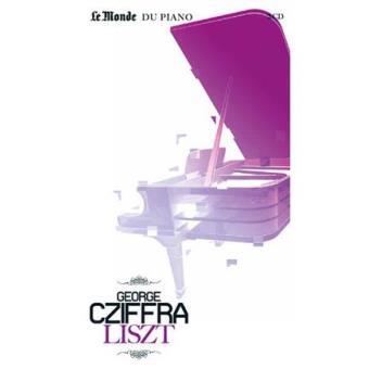 Liszt | Hungarian Rhapsodies, Mephisto, Etudes & Piano Concerto nº 1 (2CD+Livro)