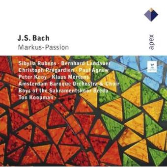 Bach | Markus Passion (2CD)