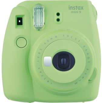 Fujifilm instax mini 9 - Verde Lima