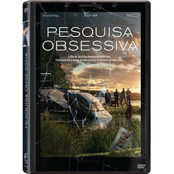Pesquisa Obsessiva - DVD