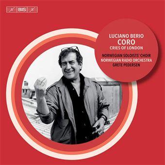 Berio:  Coro & Cries of London - SACD