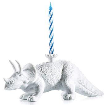 Castiçal Donkey Happy Zoo-Day - Dinossaur
