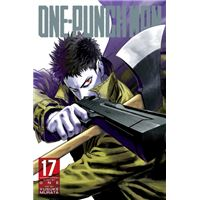 One punch man vol17