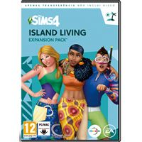 The Sims 4 Island Living Expansion Pack - Code in a Box - PC