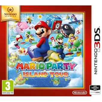Selects Mario Party: Island Tour 3DS