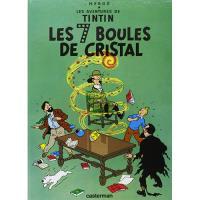 Les Aventures De Tintin - Livre 13: Les Sept Boules De Cristal