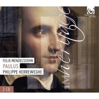 Mendelssohn   Paulus (2CD)