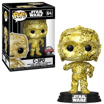 Funko Pop! Star Wars: C-3PO Special Edition - 64