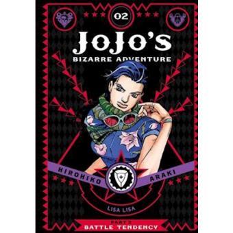 JoJo's Bizarre Adventure - Part 2: Battle Tendency - Book 2