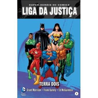 Liga da Justiça - Terra Dois