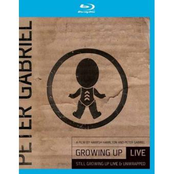 Growing Up - Live / Still Growing Up - Live & Unwrapped (BD+DVD)