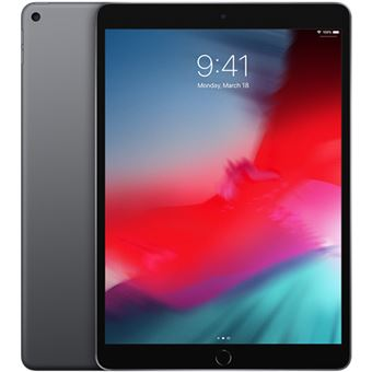 Novo iPad Air Apple 10.5'' Wi-Fi - 256GB - Cinzento Sideral 2019