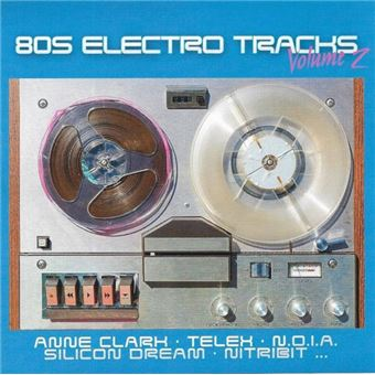 80s Electro Tracks Vol.2 - CD