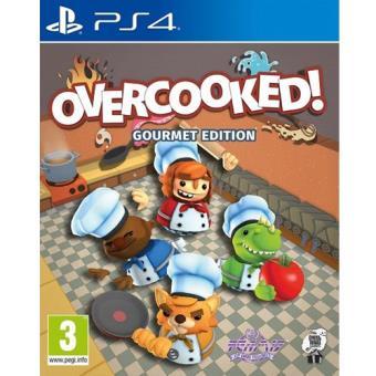 Overcooked Ps4 Compra Jogos Online Na Fnacpt