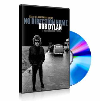 No Direction Home: Bob Dylan (10th Anniversay Edition) (2BD)