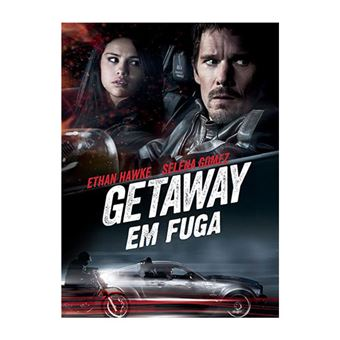 Getaway - DVD