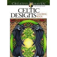 Creative haven celtic designs color