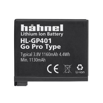Hahnel HL-GP401 Íon-lítio 1160mAh 3.8V pilha recarregável