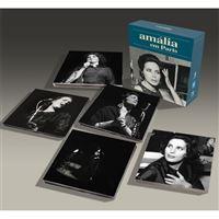 Amália em Paris - 4CD + Livro