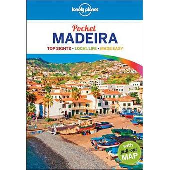 Madeira Lonely Planet Pocket Guide