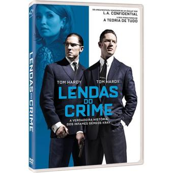 Lendas do Crime - DVD