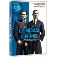 Lendas do Crime - DVD