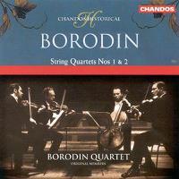 String Quartet No.1&2