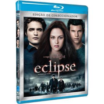 A Saga Twilight Eclipse - Edição de Coleccionador