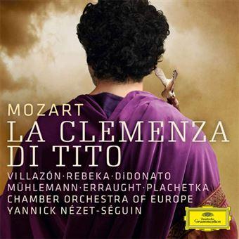 Mozart: La clemenza di Tito K621 - 2CD