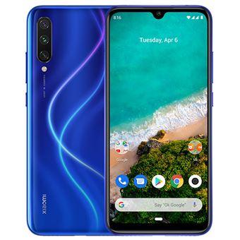 Smartphone Xiaomi Mi A3 - 128GB - Blue