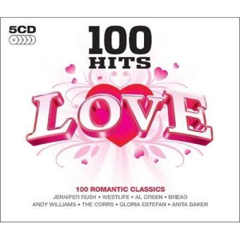 100 Hits: Love - 5CD